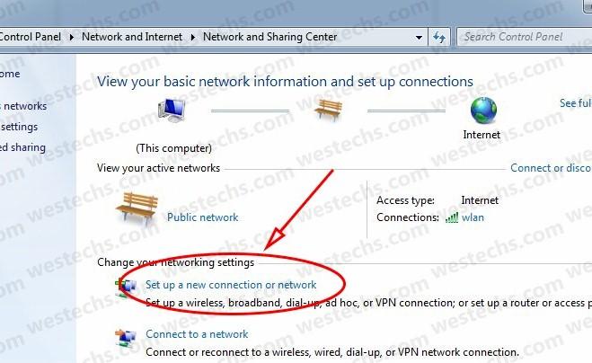 Add L2TP IPSEC VPN to Windows 7   Westechs
